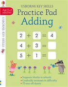 'Adding practice pad 5-6' book cover