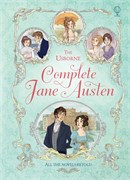 'Complete Jane Austen' book cover