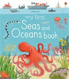 'My first seas and oceans book' book cover
