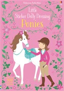 'Ponies' book cover
