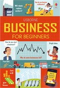 'Business for beginners' book cover