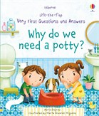 'Why do we need a potty?' book cover