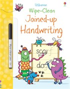 'Wipe-clean joined-up handwriting' book cover
