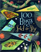 '100 Bugs to fold and fly' book cover