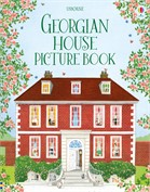 'Georgian house picture book' book cover