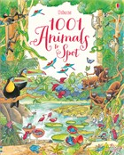 '1001 Animals to spot' book cover