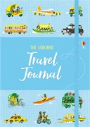 'Travel journal' book cover