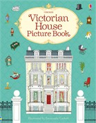 'Victorian house picture book' book cover