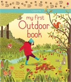 'My first outdoor book' book cover