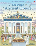 'See inside Ancient Greece' book cover