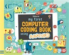 'My first computer coding book using ScratchJr' book cover