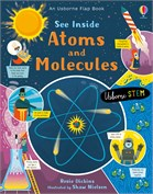 'See Inside Atoms and Molecules' book cover