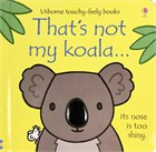 'That's not my koala...' book cover