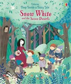 'Peep inside a fairy tale: Snow White and the Seven Dwarfs' book cover