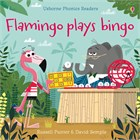 'Flamingo plays bingo' book cover