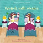 'Weasels with measles' book cover