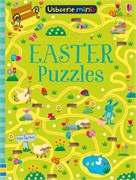 'Easter puzzles' book cover