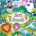 'Zoo sounds' book cover