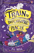 'The Train to Impossible Places' book cover
