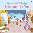 'Underpants for ants' book cover