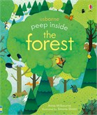 'Peep inside the forest' book cover