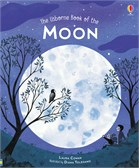 'The Usborne book of the Moon' book cover
