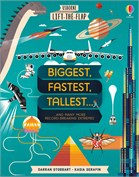 'Lift-the-Flap Biggest, Fastest, Tallest…' book cover