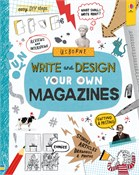 'Write and design your own magazines' book cover