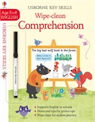 'Wipe-clean comprehension 5-6' book cover