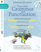 'Wipe-clean grammar and punctuation 8-9' book cover