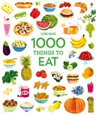 '1000 things to eat' book cover