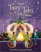 'Fairy tales for little children' book cover