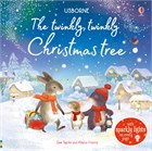 'The twinkly twinkly Christmas tree' book cover