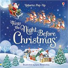 'Pop-up 'Twas the Night Before Christmas' book cover