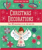 'Christmas decorations' book cover