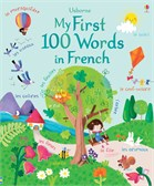 'My first 100 words in French' book cover