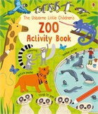 'Little children's zoo activity book' book cover