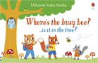 'Where's the busy bee?' book cover