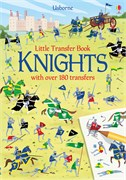 'Little transfer book knights' book cover
