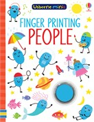 'Finger printing people' book cover