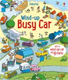 'Wind-up busy car' book cover