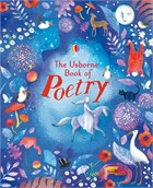 'The Usborne book of poetry' book cover