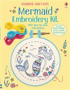 'Embroidery kit: Mermaid' book cover