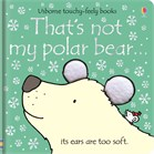 'That's not my polar bear...' book cover