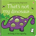 'That's not my dinosaur...' book cover