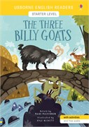 'The Three Billy Goats' book cover