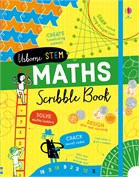 'Maths scribble book' book cover