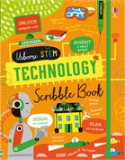 'Technology scribble book' book cover