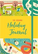 'Holiday journal' book cover