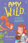 'Amy Wild and the Silly Squirrel' book cover